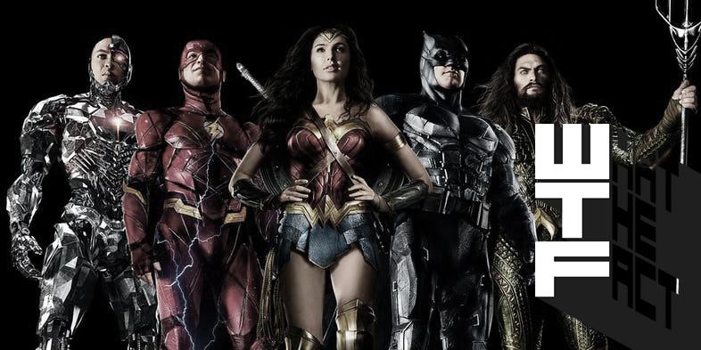 มาแล้ว! ตัวอย่างล่าสุด Justice League โลกนี้ต้องการซูเปอร์แมน