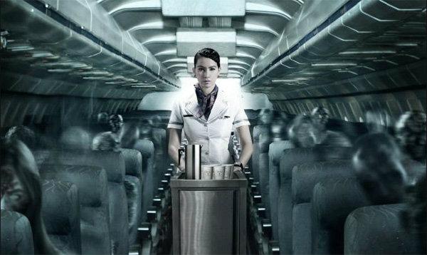 อลังการ! หนัง 407 ทุ่มสร้างเครื่องบินเท่าของจริง
