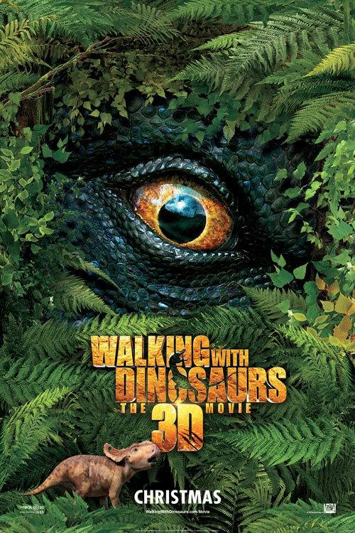 โดนใจคอหนัง ดูหนังรอบพิเศษ Walking With Dinosaurs 3D (ประกาศผล)