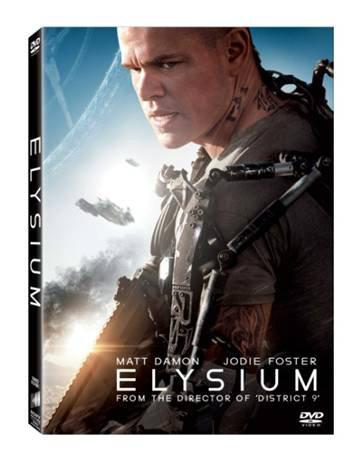 โดนใจคอหนัง ชิงดีวีดี Elysium