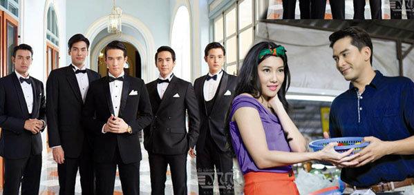 รายชื่อผู้เข้าชิงรางวัลโทรทัศน์ทองคำ ครั้งที่ 28 ปี 2557
