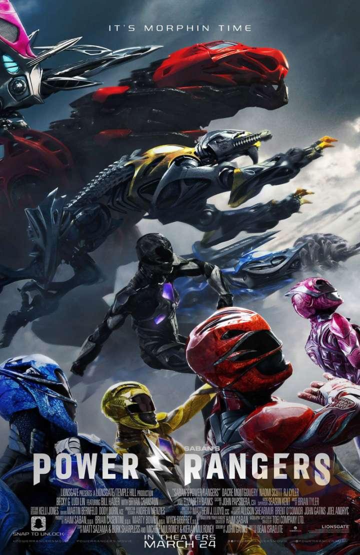 พาวเวอร์ เรนเจอร์ ฮีโร่ทีมมหากาฬ Power Rangers