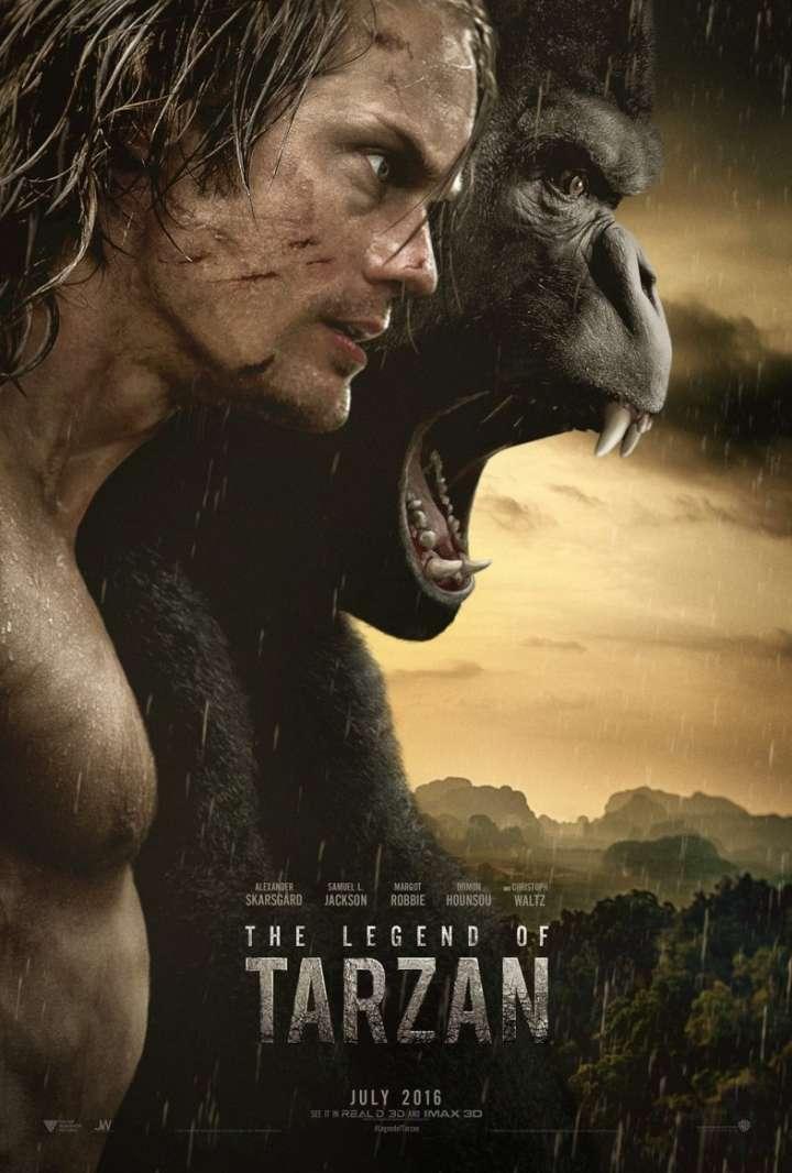 ตำนานแห่งทาร์ซาน Legend of Tarzan