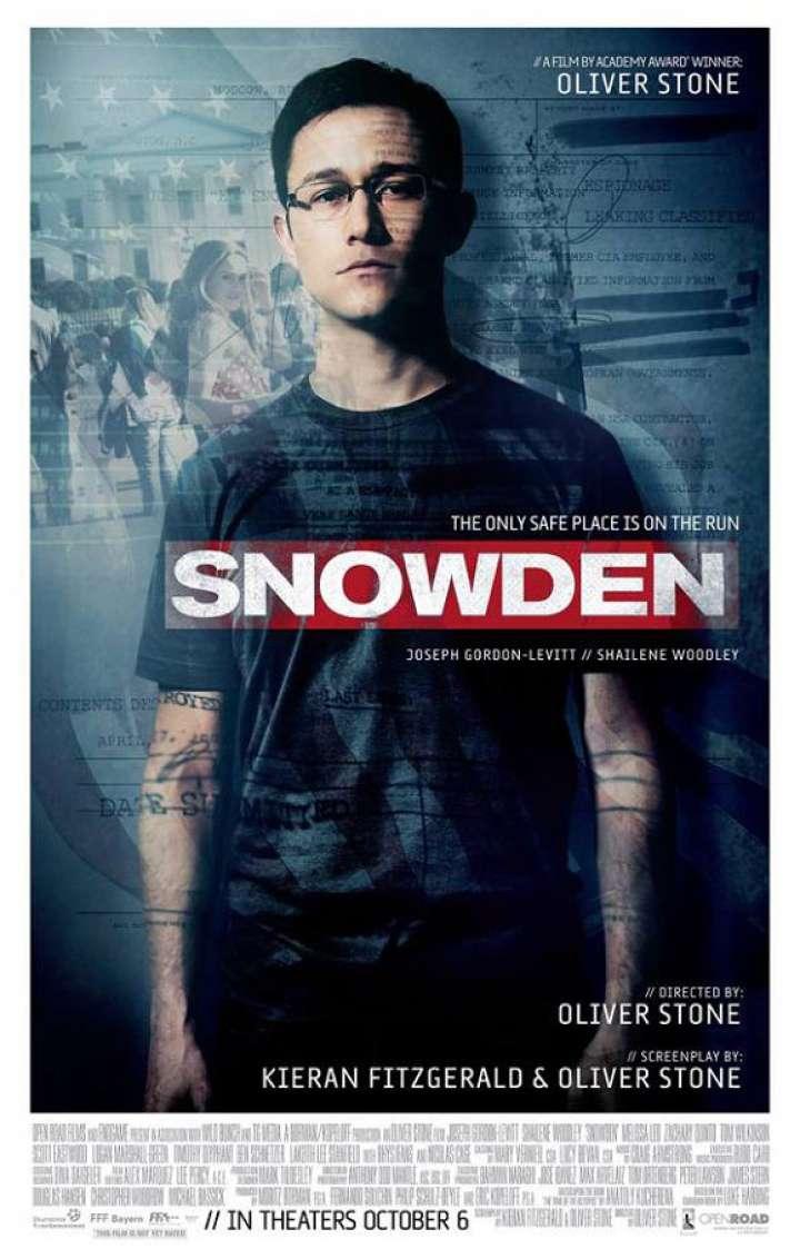 สโนว์เดน อัจฉริยะจารกรรมเขย่ามหาอำนาจ Snowden