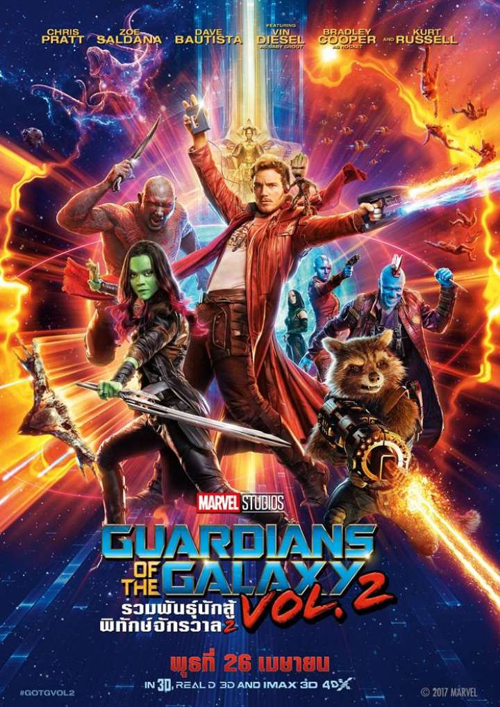 Guardians Galaxy 2