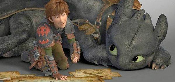 วิจารณ์หนัง How To Train Your Dragon 2