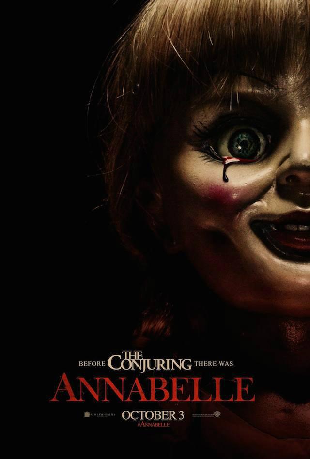 Annabelle แอนนาเบล ตุ๊กตาผี