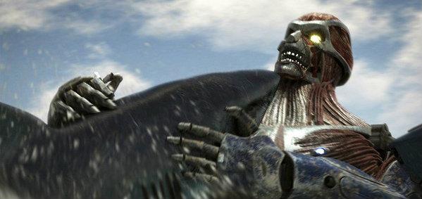 Mega Shark vs. Great Titan ฉลามยักษ์ปะทะไททันยักษ์
