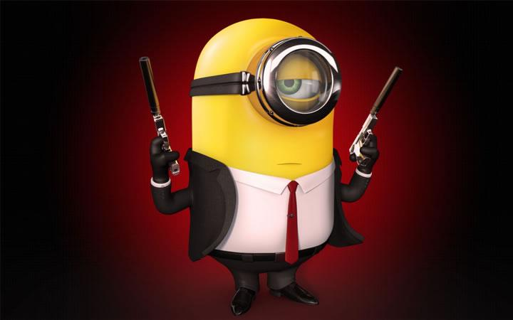 Minions Cosplay