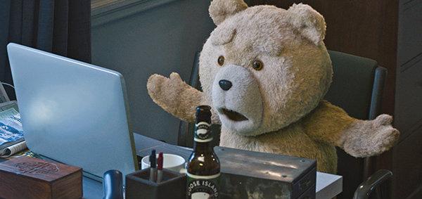 ฮาติดเรทกับตัวอย่างใหม่ Ted 2 เท็ด หมีไม่แอ๊บ แสบได้อีก 2 เวอร์ชั่น Red Band