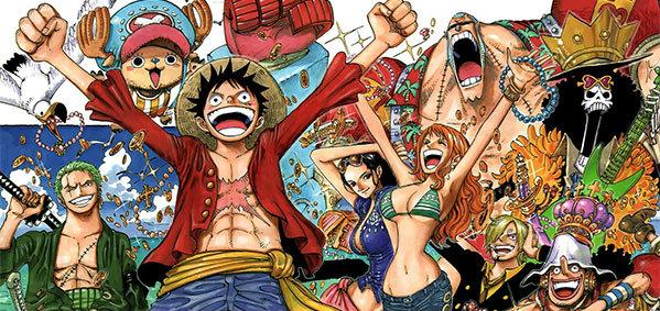 One Piece ขึ้นแท่นการ์ตูนที่พิมพ์ออกมาเยอะสุด ในกินเนสบุ๊ค