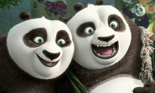 ลีลากังฟูไม่แพ้ใครกับตัวอย่างใหม่ใน Kung Fu Panda 3