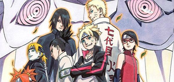 Trailer PV ตัวที่สอง Boruto -Naruto the Movie-