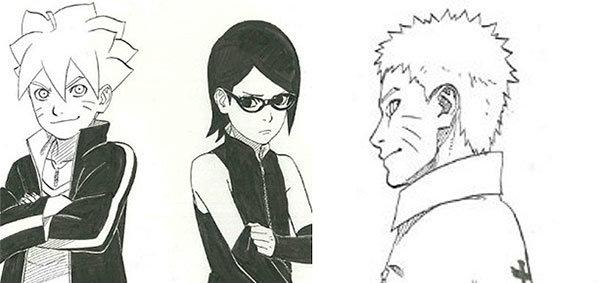 Naruto Gaiden ภาคพิเศษจะมีเพียง 11 ตอนจบ