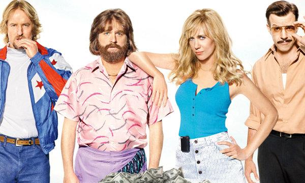 """'แซค กาลิเฟียนนาคิส' เตรียมสร้างความฮาแบบสุดฤทธิ์! บนโปสเตอร์ใหม่ใน """"Masterminds"""""""