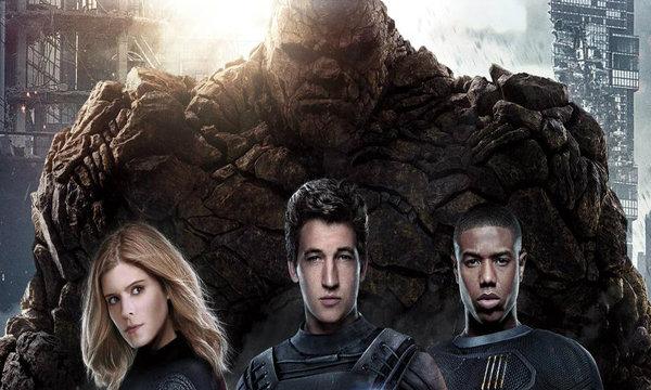 ตัวอย่างใหม่จากสี่พลังคนกายสิทธิ์ Fantastic Four