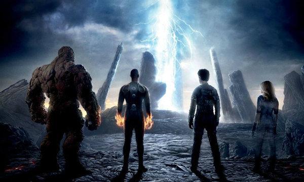 ตัวอย่างหนังของเหล่ายอดมนุษย์ Fantastic Four