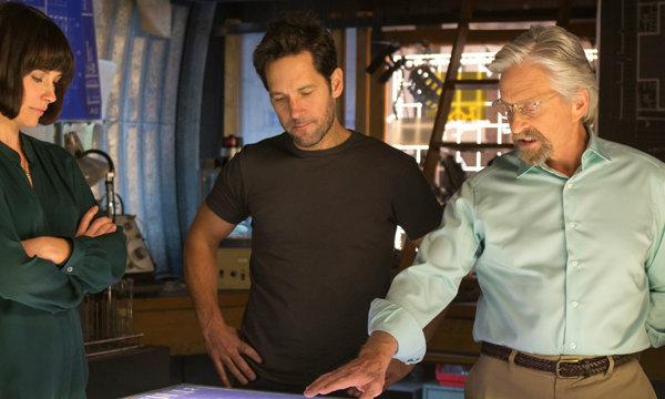 """""""พอล รัดด์"""" ปลื้ม! ได้ร่วมงานกับนักแสดงระดับตำนาน """"ไมเคิล ดักกลาส"""" ใน """"ANT-MAN"""""""