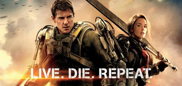 Tom Cruise เสนออยากถ่ายทำ Edge of Tomorrow ภาคต่อ