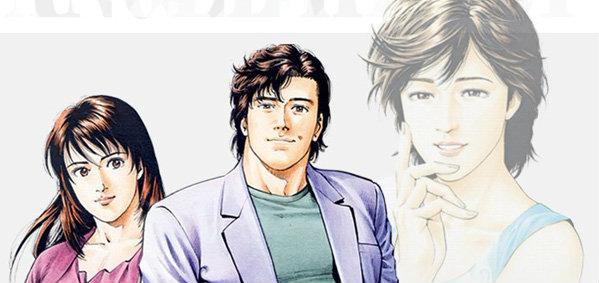 Takaya Kamikawa รับบทเรียว ในหนังซีรี่ส์ Angel Heart