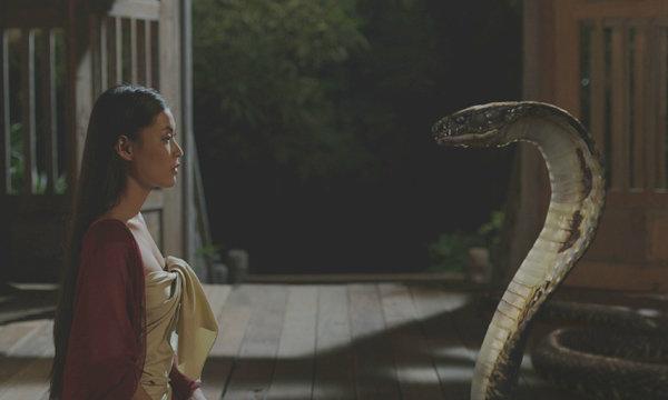 """""""แม่เบี้ย"""" ตีความใหม่ """"งูเห่ายักษ์"""" พิทักษ์ศีลธรรม หลากหลายอารมณ์"""