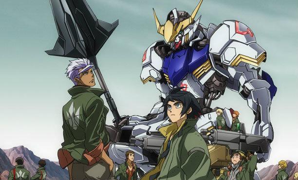 อย่าพลาดชม Gundam Iron-Blooded Orphans ภาคใหม่ 4 ตุลาคมนี้