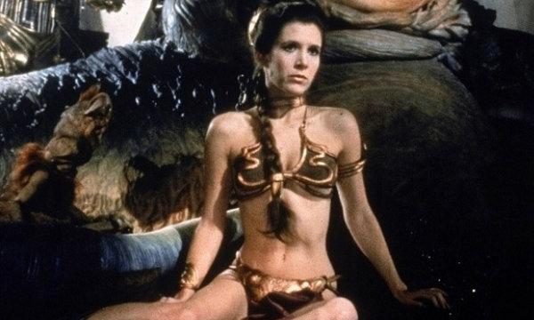 """ฮือฮา! สาวก """"Star Wars"""" ประมูลชุดบิกินีในตำนาน """"เจ้าหญิงเลอา"""" 3.5ล้านบาท!"""