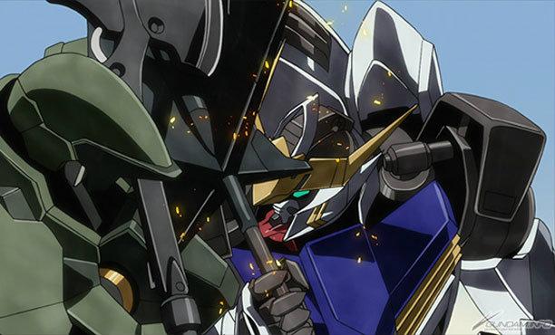 Gundam Iron-Blooded Orphans จะมีฉบับการ์ตูนด้วยพฤศจิกายนนี้