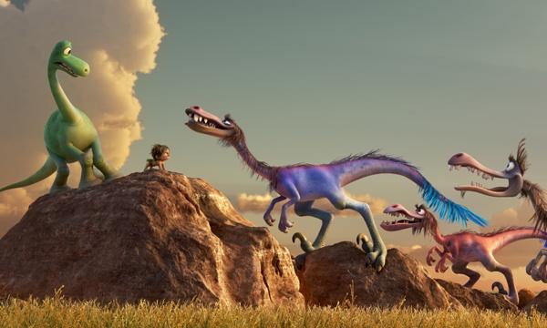 วิจารณ์หนัง The Good Dinosaur – ทุกชีวิตล้วนต้องเติบโต