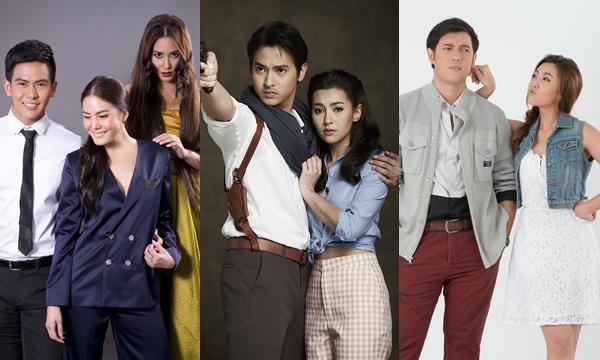 เปิดล็อตละครใหม่ช่อง 3 กำไลมาศ-ปดิวรัดา-วิมานเมขลา