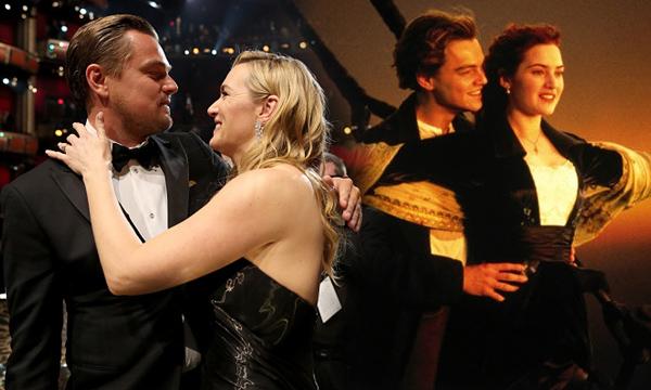 คิดถึงเค้ามั้ย? แจ็ค-โรส ไททานิก เจอกันบนพรมแดง Oscars 2016