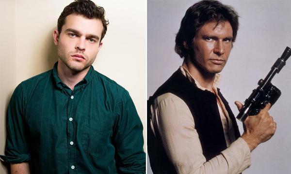 """ได้ตัวแล้วผู้รับบท """"ฮาน โซโล"""" วัยหนุ่มในหนังภาคแยกของ Star Wars"""