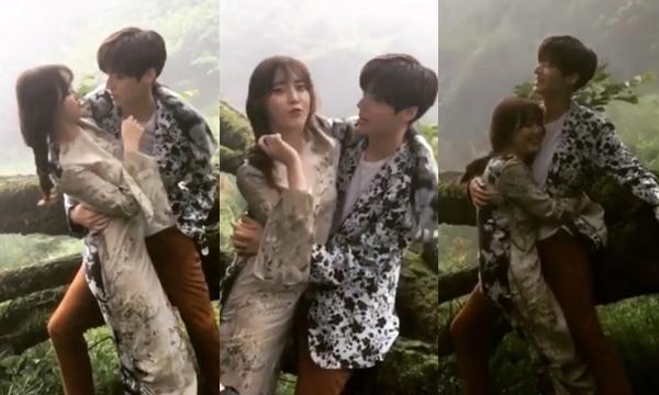 """""""คูฮเยซอน"""" นางเอก F4 เกาหลี สวีทหวาน ว่าที่สามี """"อันแจฮยอน"""""""