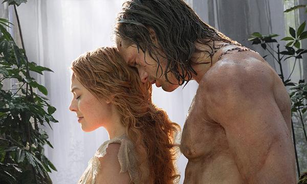 The Legend of Tarzan ตัดฉากเซ็กส์ดิบๆ-ทาร์ซานโดนผู้ชายจูบออก!