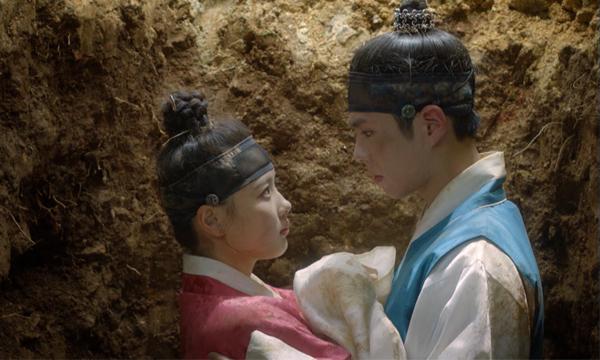 Moonlight Drawn by Clouds เรทติ้งอันดับหนึ่งของเกาหลี ประเดิมช่อง 8
