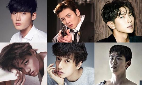 อีจงซอก อีจุนกิ จีชางอุค พัคแฮจิน แทคยอน (2PM) ไค (EXO) คอนเฟิร์มเว็บดราม่า First Kiss for the Sixth