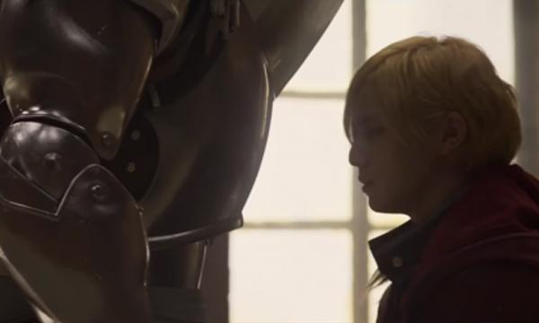 Fullmetal Alchemist แขนกลคนแปรธาตุ เวอร์ชั่นคนแสดงมาแล้ว