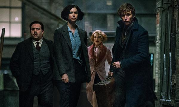 ดูแล้วบอกต่อ วิจารณ์ Fantastic Beasts ความรักต่อโลกเวทมนตร์ของเจ เค โรว์ลิ่ง