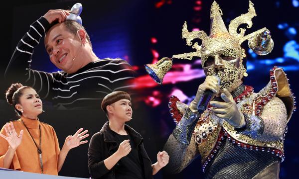 เงิบ! เผยโฉมหน้ากากระฆัง The Mask Singer ที่ใครๆก็ทายว่าเป็นโตโน่