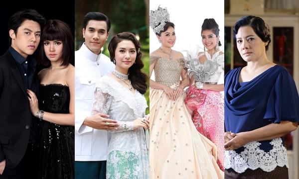 เปิดผังละครใหม่ 3 ช่อง จอระอุ แซ่บ เด็ด รับต้นปี 2560