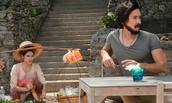 """หลุยส์-พรีม เปิดเมนูรักฉบับใหม่ """"พ่อครัวหัวป่าก์"""""""