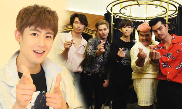 """สาวก K-POP ห้ามพลาด! """"ไดอารี่ตุ๊ดซิ่ง"""" พากระทบไหล่ไอดอลไทยในเกาหลี!"""