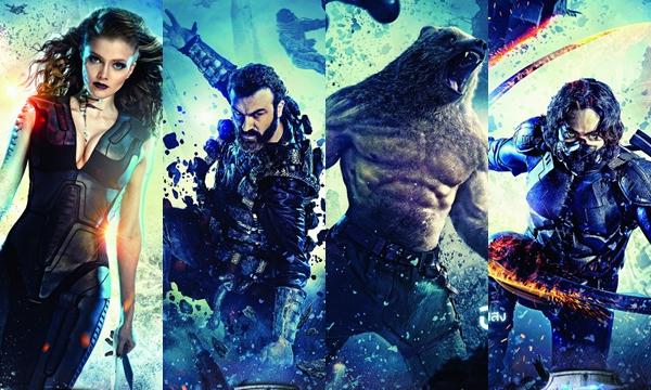 โหดจัดรัสเซีย! ตัวอย่างใหม่ Guardians รวมพลัง 4 โคตรฮีโร่เหนือมนุษย์