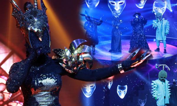 แชมป์ชนแชมป์ร้อนฉ่า! ถอดหน้ากากมังกร ฮือฮาสนั่นโซเชียล The Mask Singer