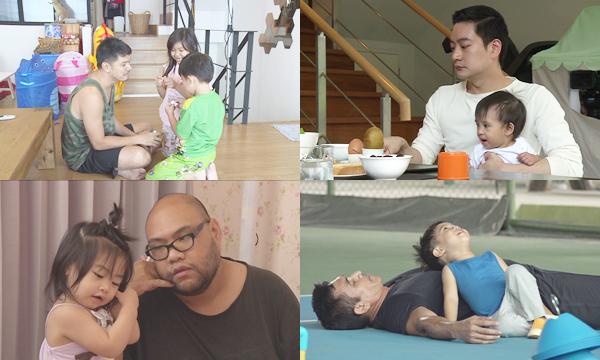 ส่องเบื้องหลัง 4 คุณพ่อแท็คทีมเบบี๋ ป่วน ฮา น่ารัก The Return of Superman Thailand