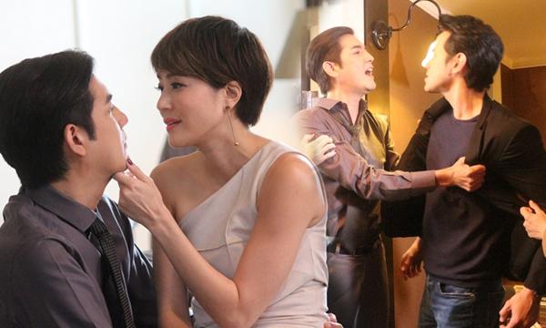 """จิม พา กบ ตะลุยรังรัก หนุ่ม-เจี๊ยบ สาวหมัดกันพัลวัน """"น้ำเซาะทราย"""""""