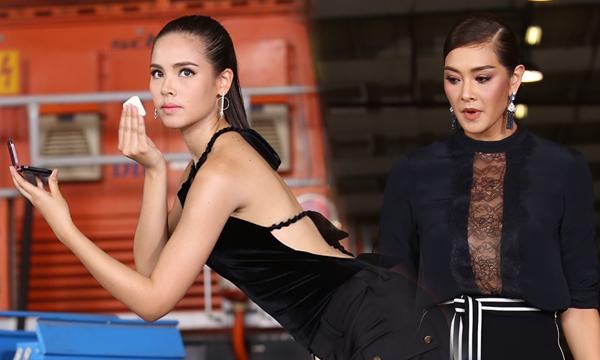 ญาญ่า เยือน The Face Thailand 3 ลูกเกด บอกเลยแคมเปญนี้ตายแน่ๆ