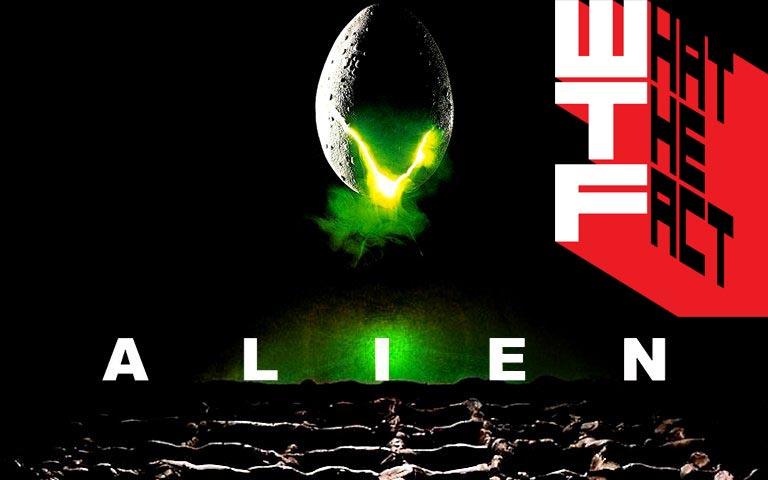 งัดตู้ ย้อนตำนาน 38 ปี Alien (1979)