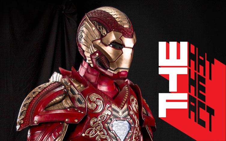 โรเบิร์ต ดาวนีย์ จูเนียร์ เผยภาพเกราะไอออนแมนรุ่นใหม่ที่อาจจะปรากฏใน Avengers Infinity War