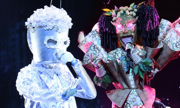 อึ้งไม่น้อย! เผยโฉม หน้ากากลำไย & หน้ากากน้ำแข็ง The Mask Singer 2